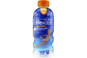 Sobe Lifewater Mango Mandarin Coconut Water Beverage