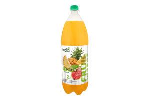 Напиток безалкогольный сильногазированный сокосодержащий Тропик Fruit water Biola п/бут 2л