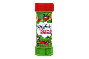 Мыльные пузыри для детей от 3лет №BB-05 Булька Bubble 60мл