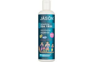 Jason Treatment Shampoo Normalizing Tea Tree