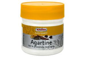 Агар-агар Kotanyi рослинний аналог желатину 210г х6
