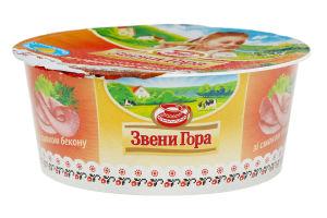 Сыр плавленый с бекном ЗвениГора 175г п/б