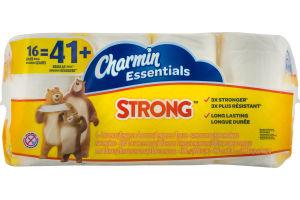 Charmin Essentials Strong Bathroom Tissue Giant Rolls - 16 CT