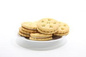 Печиво Сливки-ленивки,кг