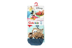 Колготки дет Conte-kids Disney 470 св.голуб р92-98