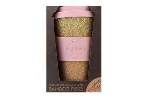 Чашка Ecoffee Cup Regular бамбук 400мл асс D-05