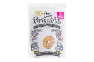 Гранола з сухофруктами Good Morning Granola м/у 330г