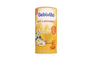 Чай для дітей від 1нед з ромашки Bebivita к/у 200г