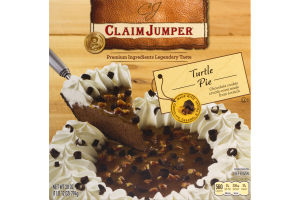 Claim Jumper Turtle Pie