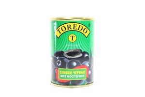 Маслины без косточки Toredo ж/б 280г