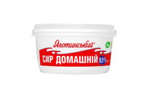 Творог 9.5% Домашний Яготинский п/у 370г