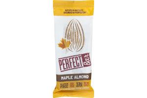 Perfect Bar Maple Almond