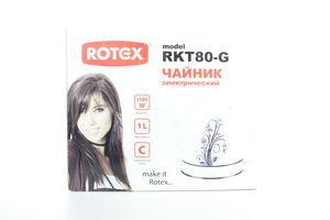 Чайник дисковый RKT80-G Rotex