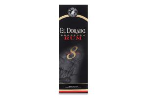 Ром El Dorado 8yo