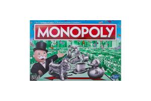 Гра настільна №4 Monopoly Hasbro 1шт