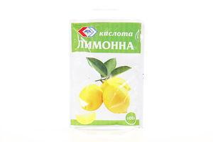 Кислота лимонная Ата 100г