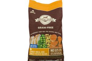 Supreme Source Grain-Free Dog Food Turkey Meal and Sweet Potato Recipe
