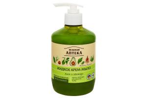 Мыло жидкое Алоэ Зеленая аптека 465мл