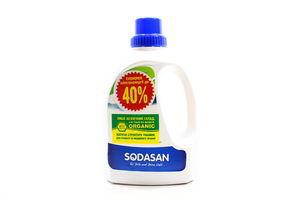 Засіб Sodasan для прання (рідкий) 1540 0,75мл х6