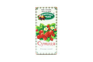 Чай Карпатський Суниця 40г
