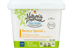 Nature's Promise Buttery Spread
