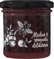 Медовый деликатес с клюквой IGMIS с/б 200г