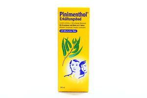 Концентрат для ванн с эфирными маслами Pinimenthol 190мл