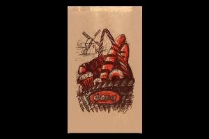 Пакет паперовий 270*140*50мм №465811 Фора Конві-Пак 1шт