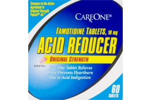CareOne Acid Reducer Tablets Original Strength - 60 CT