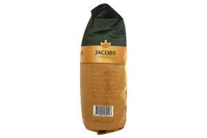 Кофе натуральный жареный в зернах Crema Jacobs м/у 1кг