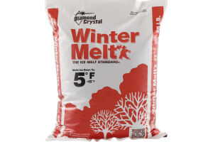 Diamond Crystal Winter Melt Rock Salt