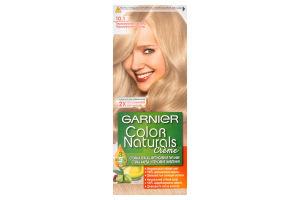 Краска для волос Color Naturals Перламутровый блонд №10.1 Garnier