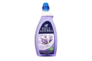 Засіб миючий для підлоги з ароматом лаванди Felce Azzurra 1л