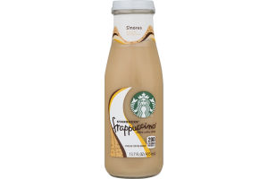 Starbucks Frappuccino Chilled Coffee Drink S'mores