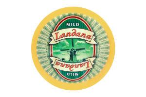 Сыр Landana Mild 48% кор/мол