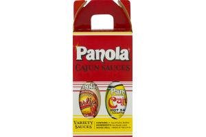 Panola Cajun Variety Sauces - 4 PK