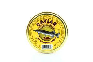 Икра Щуки пробойная соленая Caviar 200г с/б