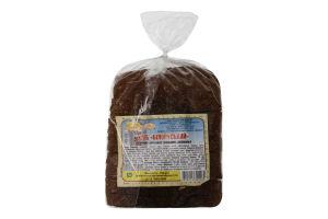 Хліб заварний половинка в нарізці Білоруський НіжінХліб м/у 350г