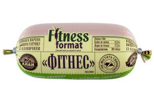 Колбаса вареная из говядины Фитнес Fitness format 400г