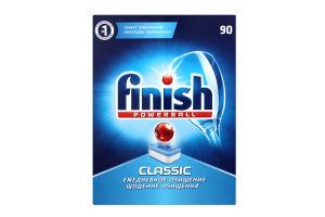 Засіб миючий для посудомийних машин Classic Finish 90шт