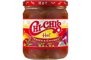 Chi-Chi's Hot Thick & Chunky Salsa