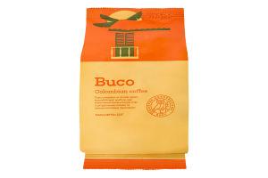 Кава натуральна смажена Colombian coffee Buco м/у 225г