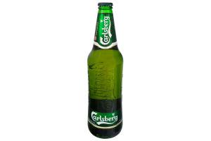 Пиво 0.5л 5% светлое пастеризованное Сarlsberg бут