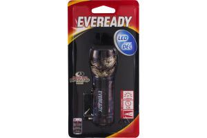 Eveready LED Mossy Oak Break-Up Infinity Flashlight