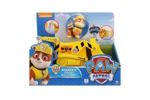 Игрушка для детей от 3 лет Спасательный Автомобиль с водителем Paw Patrol 1шт