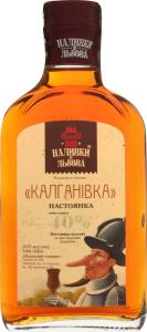 Настойка 0.2л 40% Калгановка Наливки зі Львова бут