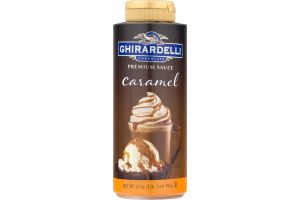 Ghirardelli Chocolate Premium Sauce Caramel