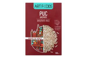 Рис Басмати Art Foods к/у 500г