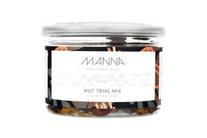 Микс ореховый Manna с/б 100г