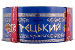 Торт Греческий орешек БКК к/у 0.45кг